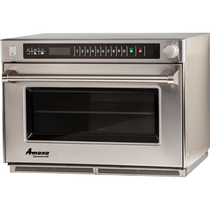 Amana Commercial Specialty Chef Line Microwave Oven / Steamer